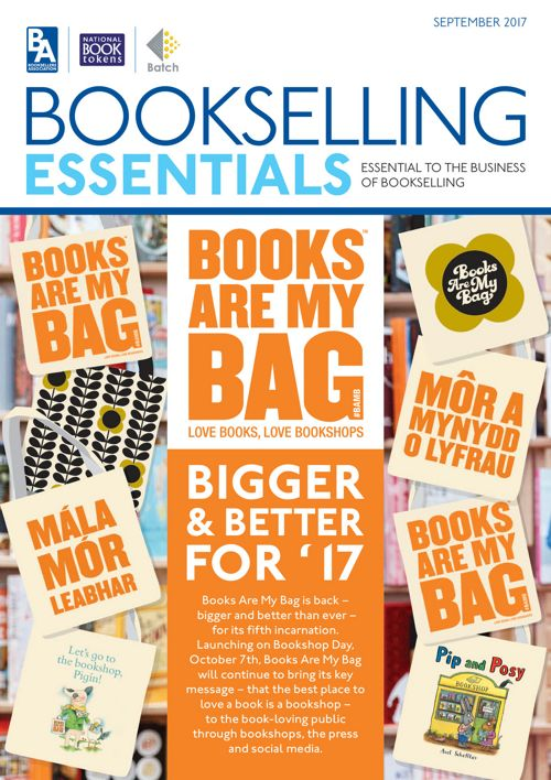 Bookselling Essentials - September 2017