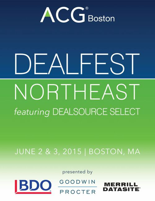 DealFest Northeast 2015 Guidebook