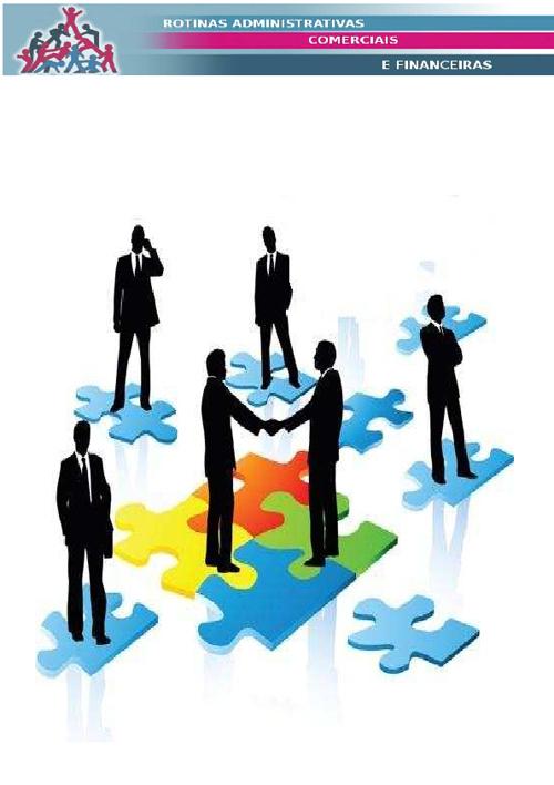 Manual de Rotinas Administrativas, Comerciais e Financeiras