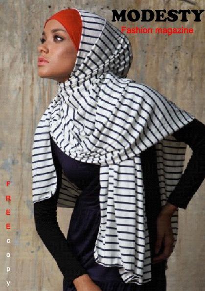 MODESTY fashion - September 2012 Issue