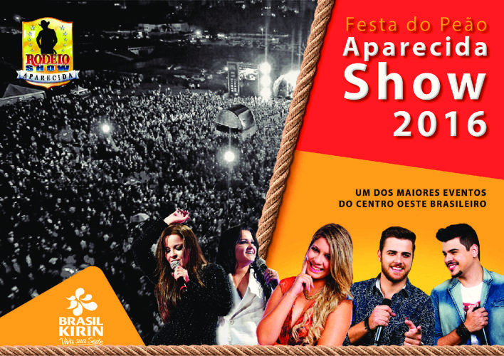Rodeio Show Aparecida 2016