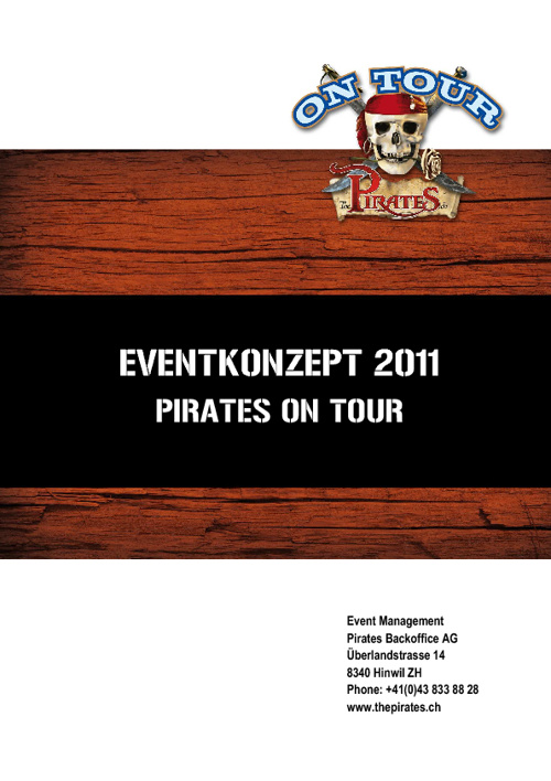 Pirates on Tour