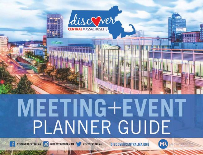 Worcester and Central Massachusetts Meeting Planner Guide