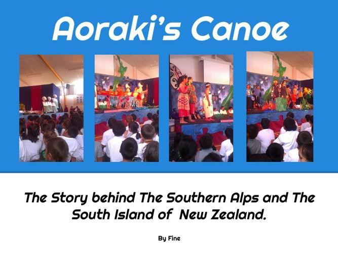 Aoraki's Canoe Programme
