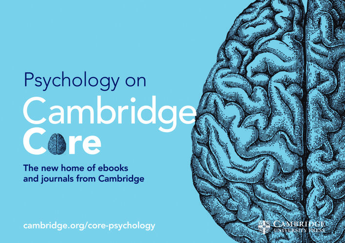 Cambridge Core Psychology flyer 2017