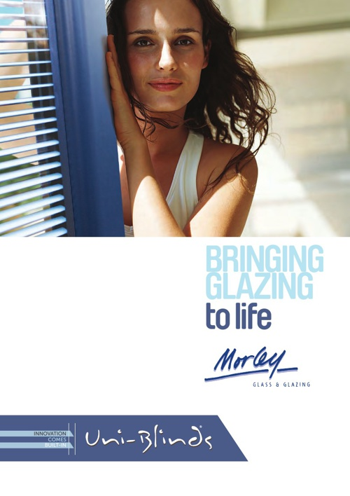 Uniblinds and Morley Glass 2013