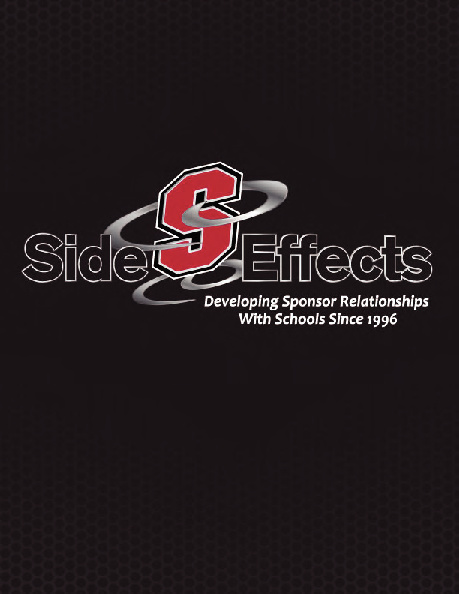 Side Effects 2012 Catalog