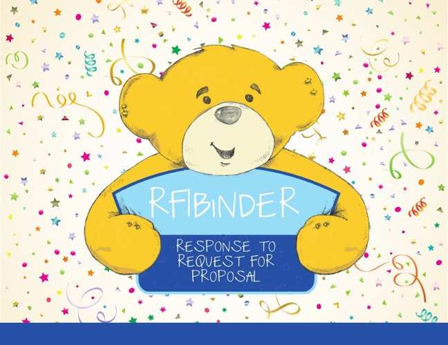 RF|Binder Response to Request for Proposal to Build-A-Bear Works