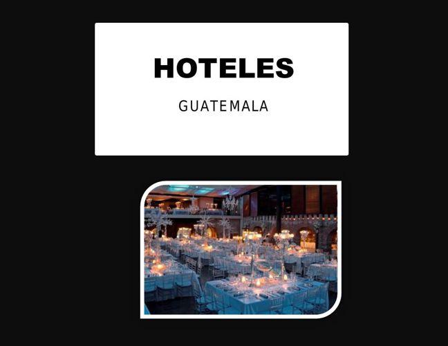 HOTELES 8