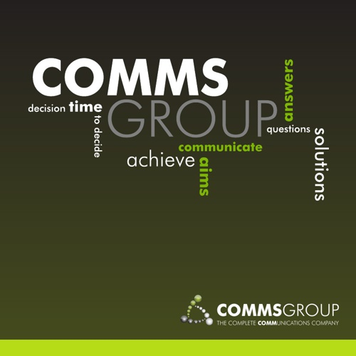 Comms Group Brochure