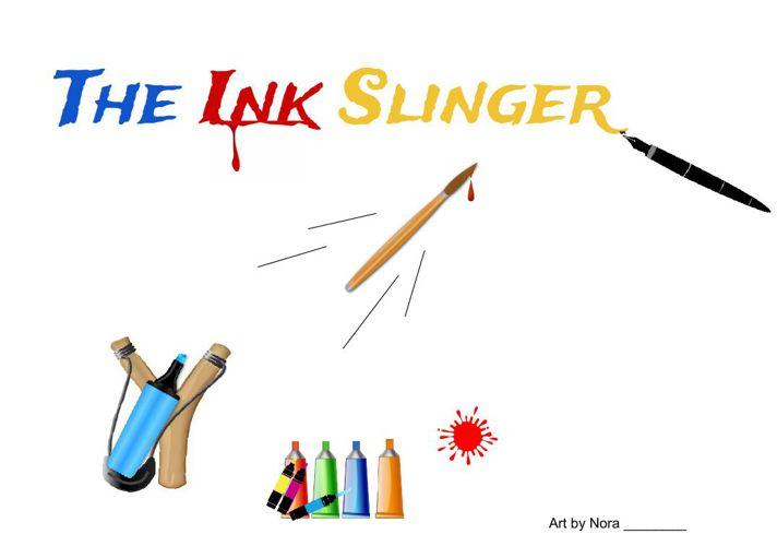 The Ink Slinger  Volume 3, Issue 4