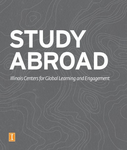 Study Abroad Centers Brochure