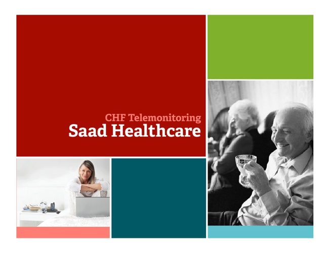 Saad CHF Tele-monitoring