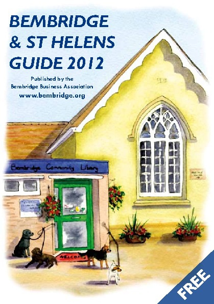 Bembridge & St Helens Guide 2012