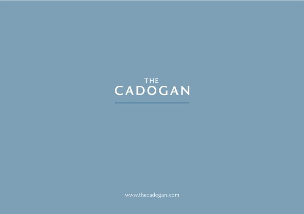 CADOGAN BROCHURE 29 JUNE