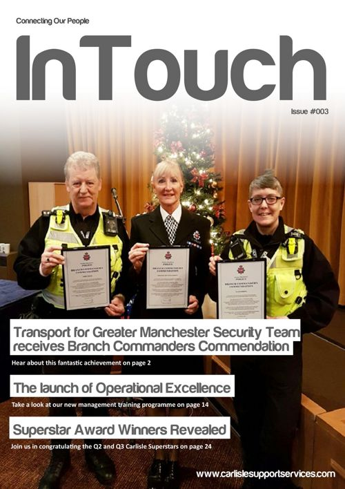 InTouch - Issue Three