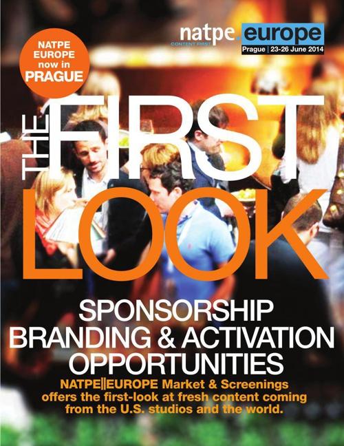 NATPE Europe 2014 - Sponsorship and Branding Opportunities