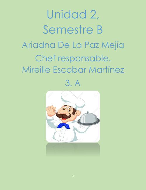 AriadnaDeLaPaz3°A_unidad2_recetario