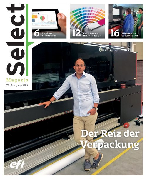 EFI Select issue 22 German