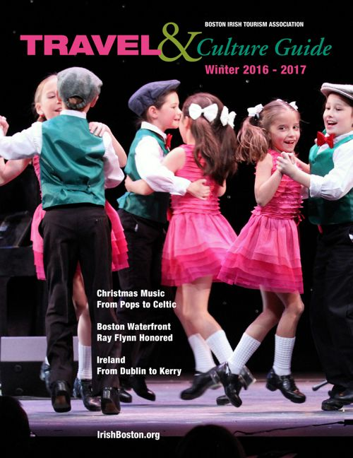 Boston Irish Tourism - Winter 2016 Travel & Culture Guide