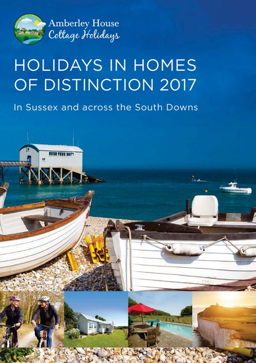 2017 Holiday Homes of Distinction in Sussex and across the South