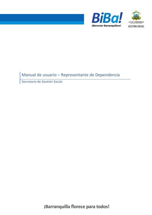 INSTRUCTIVO PARA REQUERIMIENTOS Y REGISTROS