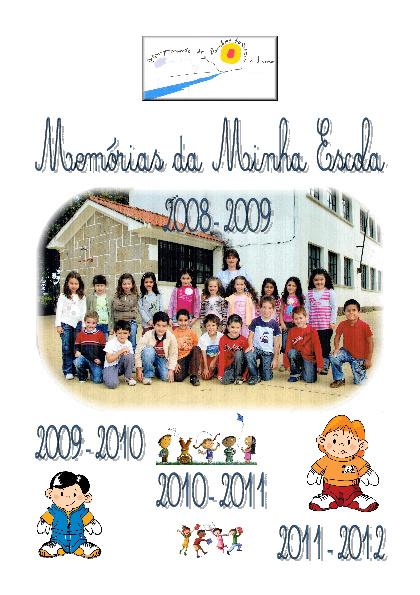 Livro de finalistas 2009/2012