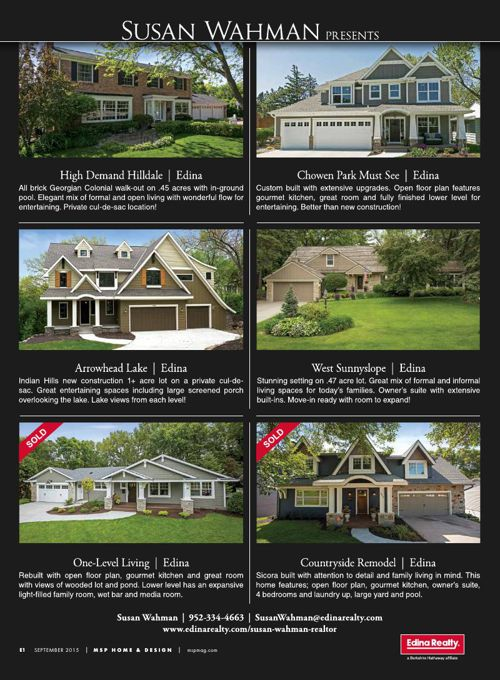 Exceptional Properties September 2015 Magazine