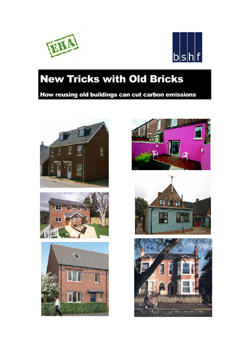 New Tricks For Old Bricks