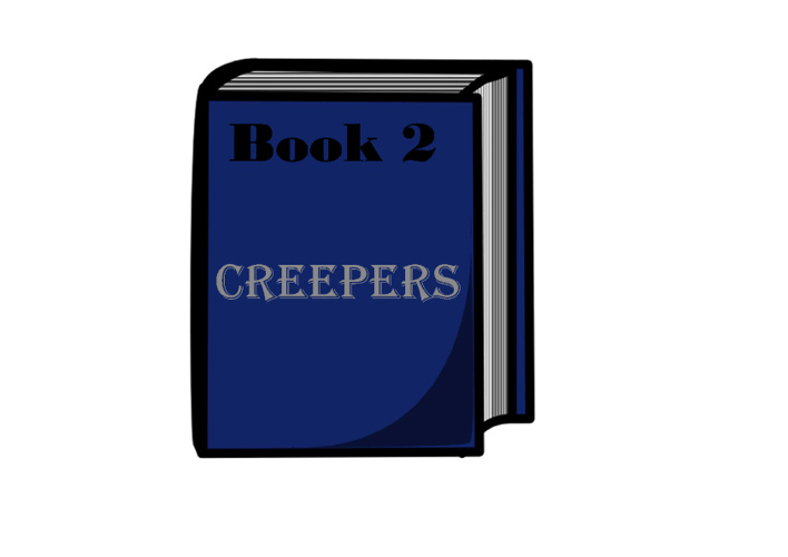 Clayton's Creepers Book
