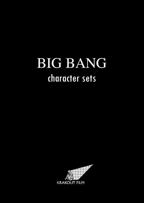 Big Bang karakterek