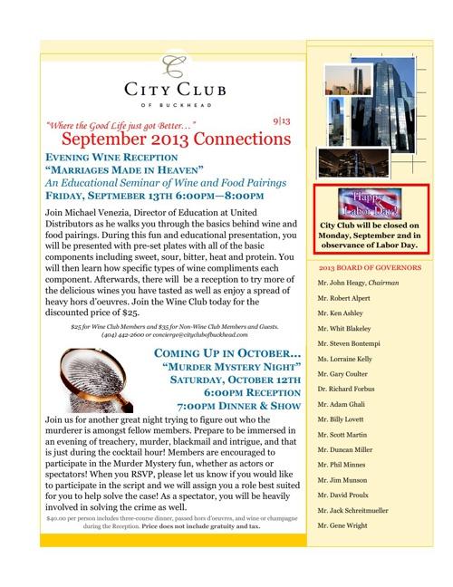 CCB September 2013