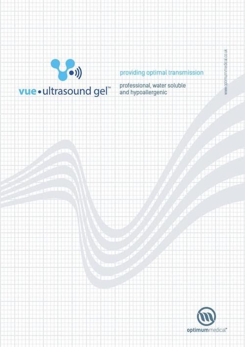 Vue Ultrasound gel Brochure