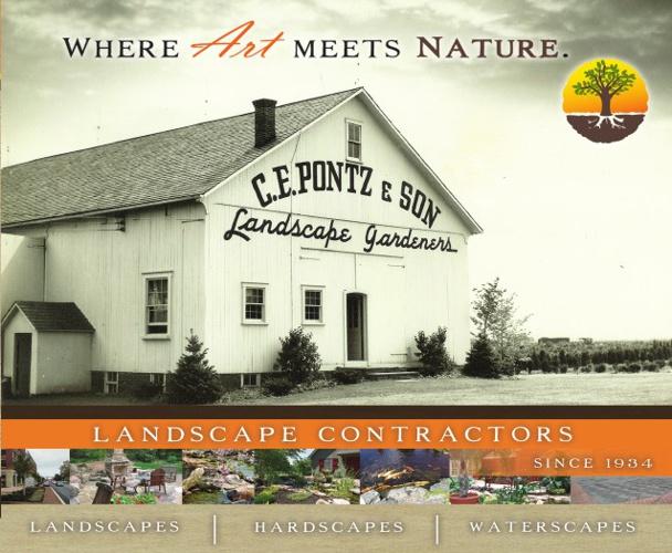 C.E. Pontz Sons Brochure