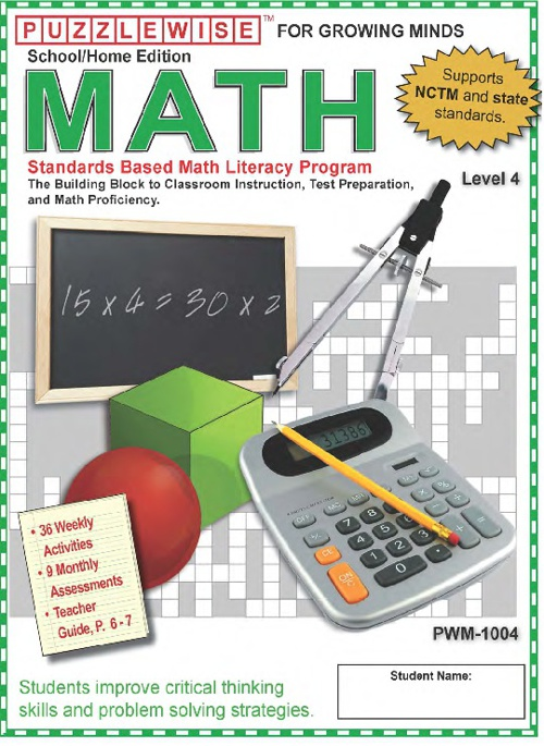L4 Math