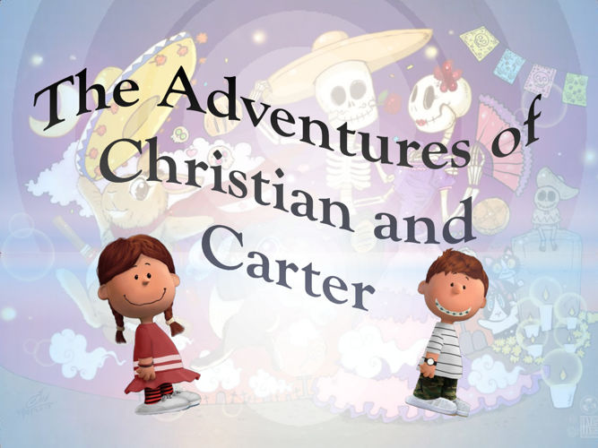 The Adventures of Christian and Carter-FINAL 1