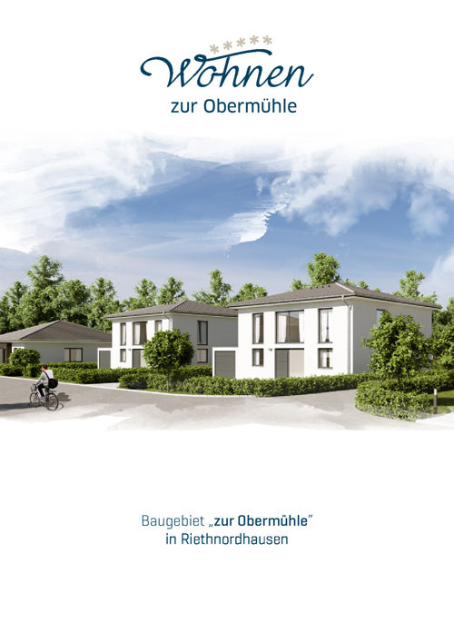 """Expose Baugrundstücke """"zur-Obermuehle"""" in Riethnordhausen"""