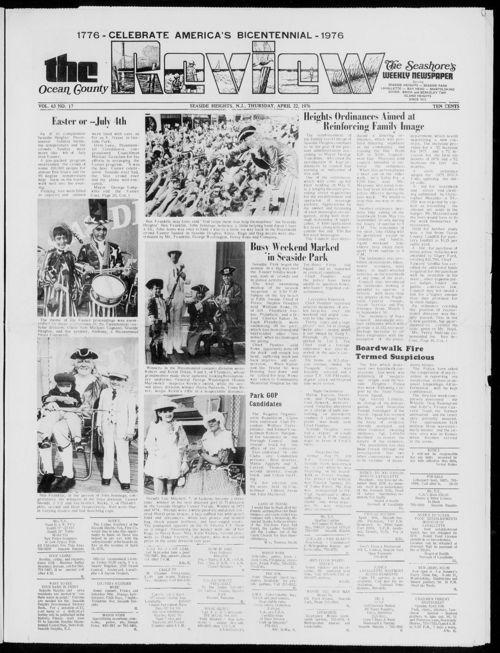 Review April 1976