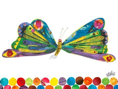 EC Butterfly Flower