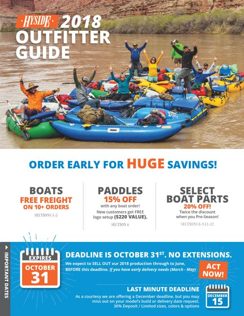 2018 HYSIDE Outfitter Guide