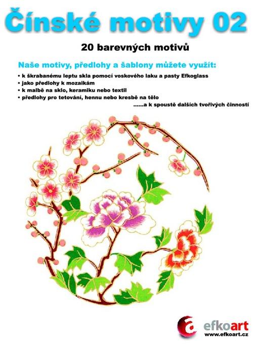 Čínské motivy 02