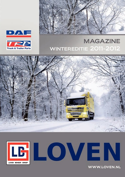 Loven Magazine Winter 2011-2012