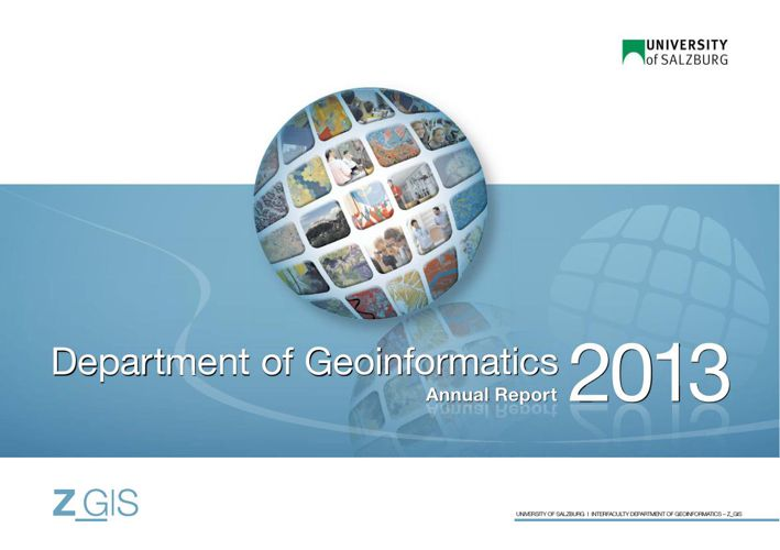 Z_GIS Annual Report 2013