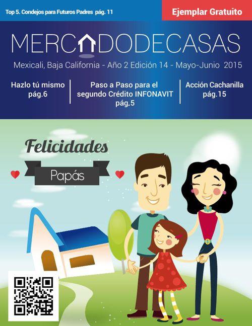Revista Mercado de Casas, Edición 14 - Mayo/Junio 2015