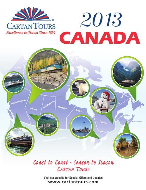 Cartan 2013 Canada Brochure