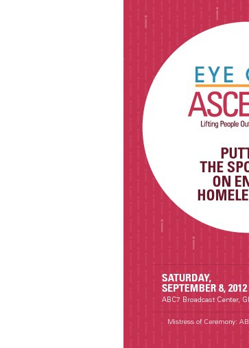 Eye On Ascencia Invitation
