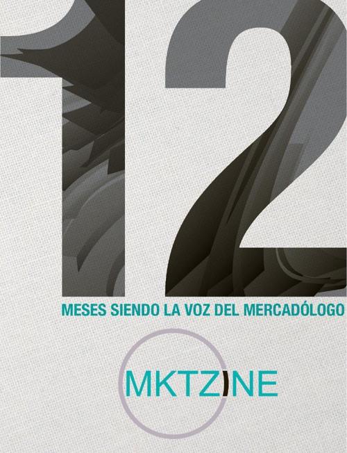 12º Edición -12 Meses la Voz del Mercadólogo- | Julio 2014