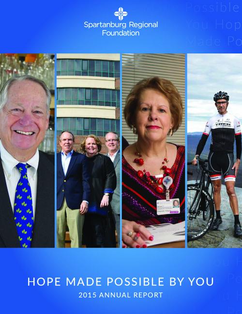 Spartanburg Regional Foundation Report AR16