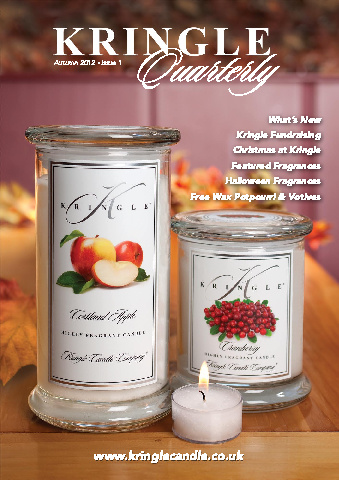 Kringle Quarterly. Autumn 2012. Issue 1.