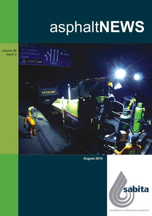Asphalt News - Volume 28, Issue 2 – 2014